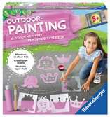 Outdoor painting - Princess Hobby;Outdoor - Ravensburger