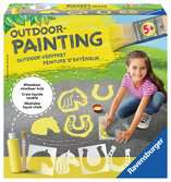 Outdoor painting - Horses Hobby;Outdoor - Ravensburger
