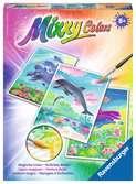 Dolfijnen Hobby;Mixxy Colors - Ravensburger