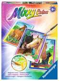 Paardenvrienden Hobby;Mixxy Colors - Ravensburger