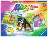 Lievelingsdieren Hobby;Mixxy Colors - Ravensburger