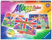 Wereldsteden Hobby;Mixxy Colors - Ravensburger