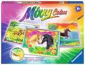 Gelukkige paarden Hobby;Mixxy Colors - Ravensburger