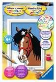 Paardenblik Hobby;Schilderen op nummer - Ravensburger