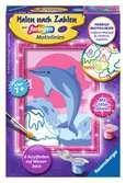 Delfin Malen und Basteln;Malen nach Zahlen - Ravensburger