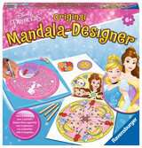 Mandala - midi - Disney Princesses Loisirs créatifs;Mandala-Designer® - Ravensburger