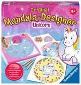Mandala  - midi - Unicorn Loisirs créatifs;Dessin - Ravensburger