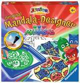 Mandala - junior- Pyjamasques Loisirs créatifs;Mandala-Designer® - Ravensburger