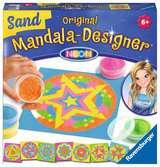 Sand Mandala-Designer Neon Hobby;Mandala-Designer® - Ravensburger
