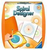 Spiral Designer Mini  orange Loisirs créatifs;Dessin - Ravensburger
