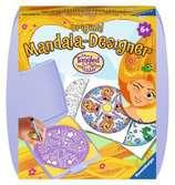 Mandala - mini - Raiponce Loisirs créatifs;Dessin - Ravensburger