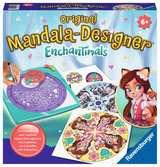 Mandala - midi - Enchantimals Loisirs créatifs;Dessin - Ravensburger