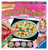 Metallic Romantic Artístico;Junior Mandala-Designer® - Ravensburger