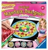 Metallic Mandala-Designer Romantic Malen und Basteln;Malsets - Ravensburger