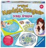 Midi Mandala Designer® Ocean Dreams Loisirs créatifs;Dessin - Ravensburger