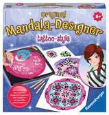 2-in-1 Mandala-Designer® Tattoo Arts & Crafts;Mandala-Designer® - Ravensburger