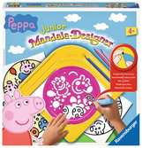 Mandala - junior- Peppa Pig Loisirs créatifs;Dessin - Ravensburger