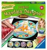 Metallic Mandala-Designer Horses Malen und Basteln;Malsets - Ravensburger