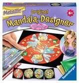 Metallic Mandala-Designer Fantasy Loisirs créatifs;Mandala-Designer® - Ravensburger