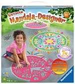 Outdoor Mandala- Designer® Flowers & Butterflies Hobby;Outdoor - Ravensburger