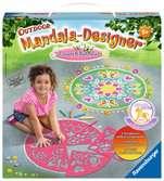 Mandala Outdoor Fleurs et Papillons Loisirs créatifs;Outdoor - Ravensburger