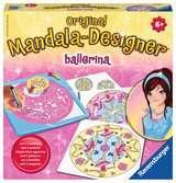 Mandala - Ballerina Loisirs créatifs;Dessin - Ravensburger