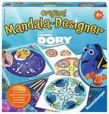 Midi Mandala Designer® Le voyage de Dory, Disney Loisirs créatifs;Dessin - Ravensburger