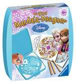 Mini Mandala Designer® La Reine des Neiges, Disney Loisirs créatifs;Dessin - Ravensburger