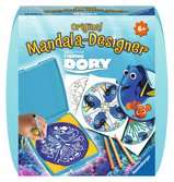 Mini Mandala Designer® Le voyage de Dory, Disney Loisirs créatifs;Dessin - Ravensburger