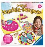 Midi Mandala Designer® Soy Luna, Disney Loisirs créatifs;Dessin - Ravensburger