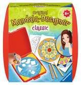 Mandala Designer Mini classic Malen und Basteln;Malsets - Ravensburger