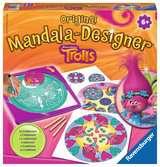 Trollové střední Mandala Kreativita;Mandala Designer - Ravensburger