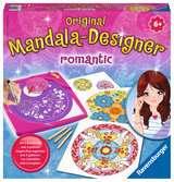 Mandala - Romantic Loisirs créatifs;Dessin - Ravensburger