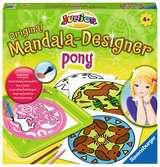 Junior Mandala-Designer® Pony Hobby;Mandala-Designer® - Ravensburger