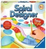 Spiral Designer Freestyle Loisirs créatifs;Activités créatives - Ravensburger