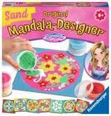 Mandala Designer® Sand Romantic Loisirs créatifs;Dessin - Ravensburger