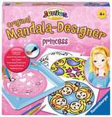 Junior Mandala-Designer® Princess Arts & Crafts;Mandala-Designer® - Ravensburger