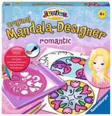 Mandala designer® Junior Romantic Loisirs créatifs;Dessin - Ravensburger