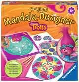 Mandala-Designer® Trolls Arts & Crafts;Mandala-Designer® - Ravensburger