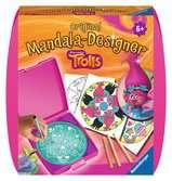 Trollové malá Mandala Kreativita;Mandala Designer - Ravensburger