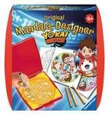 Mini Mandala Designer®  Yo-Kai Watch Loisirs créatifs;Dessin - Ravensburger