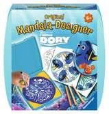 Disney Hledá se Dory malá Mandala Kreativita;Mandala Designer - Ravensburger