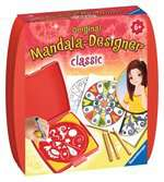 Mini Mandala-Designer® classic Hobby;Mandala-Designer® - Ravensburger