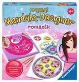 2-in-1 Mandala-Designer® Romantic Arts & Crafts;Mandala-Designer® - Ravensburger