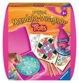 Mini Mandalas-Designer®  Trolls Hobby;Mandala-Designer® - Ravensburger