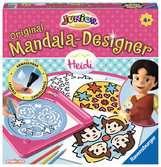 Junior Mandala-Designer® Heidi Malen und Basteln;Zeichen- und Malsets - Ravensburger