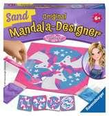 Mandala Sand Mini - Unicornios Artístico;Mandala-Designer® Sand - Ravensburger