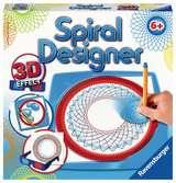 Spiral Designer 3D Effect Malen und Basteln;Malsets - Ravensburger