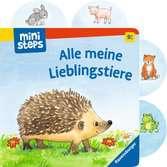 Alle meine Lieblingstiere Kinderbücher;Babybücher und Pappbilderbücher - Ravensburger