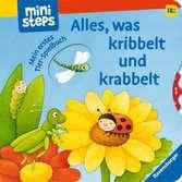 Alles, was kribbelt und krabbelt Kinderbücher;Babybücher und Pappbilderbücher - Ravensburger